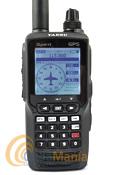 YAESU FTA-750L WALKY DE BANDA AEREA CON RECEPTOR WAAS GPS