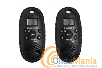 TECTALK FUN BLACK PMR ALBRECHT