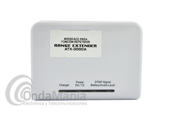 RANGE EXTENDER ATX-3000A INTERFACE PARA FUNCION REPETIDOR TIPO LORO