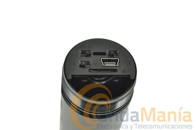 VIDEO CAMARA BULLET HD PRO 1080 ACTION CAM - Cámara Bullet Pro 1080, kit completo, 12 Megapixels foto incluida, incluye todo tipo de accesorios y soportes, 2 baterías, soporta tarjetas micro SD hasta 32GB y podemos elegir la camara con tarjetas de 4, 8 o 16 GB, optica 170º,...