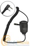 MIDLAND MA-22K - Micrófono altavoz Midland de reducidas dimensiones y alta calidad para Kenwood,Alan CT-200y Kirisum, Dynascan...