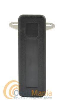 BC-01 CLIP DE CINTURON UNIVERSAL - Clip de cinturón universal compatible con la mayoría de walkys