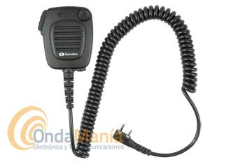 PWR-7002 / JD-7002 K MCROFONO ALTAVOZ CON CONTROL DE VOLUMEN