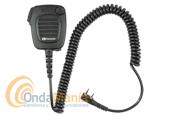 PWR-7002 / JD-7002 K MCROFONO ALTAVOZ CON CONTROL DE VOLUMEN - Micrófono altavoz robusto con control de volumen compatible con Kenwood, Dynascan, Midland, Baofeng, Team, HYT,...