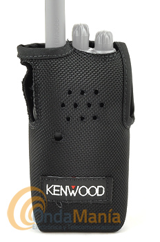 KENWOOD KLH-187 FUNDA NYLON PARA TK-3401DE - Funda de nylon original para el Kenwood TK-3401DE
