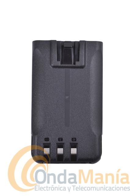 BATERIA KENWOOD KNB-63L - Batería original de Li-Ion con 7,4 V y 1130 mAh para los Kenwood TH-K20, TH-K40, TK-2000, TK-3000, TK-3501,...