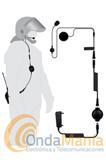 MICRO-ALTAVOZ ESPECIAL ANTIDISTURBIOS PARA MATRA - Micrófono altavoz especial para casco antidisturbios, compatible con walkies Tetrapol Matra Eads modelos Smart y Easy