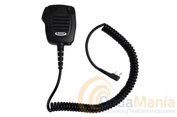 JR-7002 MICROFONO ALTAVOZ PROFESIONAL - Micrófono altavoz profesional para Kenwood, Dynascan, Kirisun, Midland,....