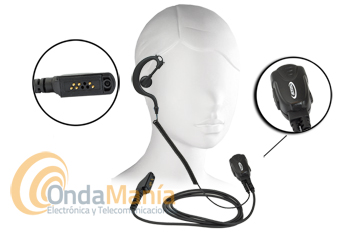 MICRO-AURICULAR JETFON JR-F30IC - Micrófono auricular