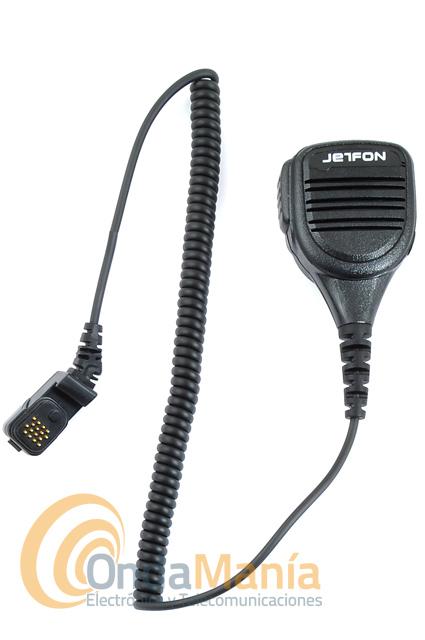 JETFON JR-4017 MICROFONO ALTAVOZ PARA MATRA EADS JUPITER TPH-700