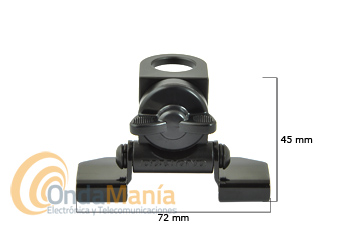 DIAMOND K-405 MINI SOPORTE DE ANTENA