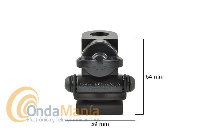 DIAMOND K-412 MINI SOPORTE DE ANTENA