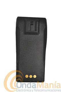 AP-4970 (NNTN4970) BATERIA PARA MOTOROLA CP040 - Batería de Li-Ion con 7,4 V y 2000 mAh para Motorola CP-040, DP-1400,...