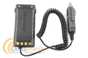 ELIMINADOR DE BATERIA PARA WOUXUN KG-UV9D - Eliminador de batería 12 y 24 V con toma de encendedor para el Wouxun KG-UV9D