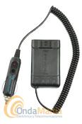ELIMINADOR DE BATERIA PARA LOS WOUXUN KG-UV899/818/859 - Eliminador de batería compatible con los Wouxun KG-UV899, KG-818, KG-859,...