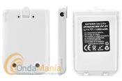BATERIA DE LITIO PARA DYNASCAN 1D BLANCO - Batería de litio con 3,7 V y 1800 mAh para el Dynascan 1D blanco