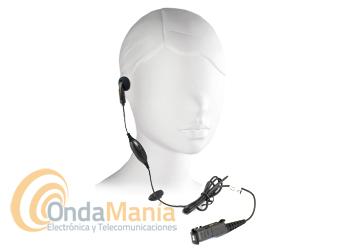MICRO-AURICULAR MOTOROLA MagOne PMLN5733A PARA LA SERIE MTP3000