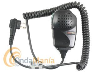 MICROFONO ALTAVOZ MOTOROLA MAG ONE PARA CP-040 Y DP-1400, DYNASCAN, YAESU Y MIDLAND,...