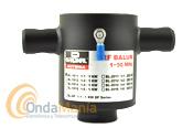 D-ORIGINAL BL-1011 BALUN 1:1 / 1 KW / 1 - 50 MHZ - Balun 1:1 con un rango de frecuencia de 1 a 50 Mhz y una potencia máxima de 1 KW y 50 Ohm.