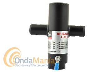 D-ORIGINAL BL-1014 BALUN 1:4 / 1 KW / 1 - 50 MHZ - Balun 1:4 con un rango de frecuencia de 1 a 50 Mhz y una potencia máxima de 1 KW y 50 Ohm.