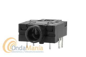 JACK DE 3,5 MM. ORIGINAL PARA EL KENWOOD TH-K2 Y TH-K2ET