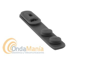 GOMA MONI/LAMP/PTT TH-F7 - Goma guardapolvo para el PTT y pulsadores de