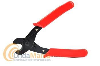 HT-206 HERRAMIENTA PARA CORTAR CABLE (10.5 MM MX) - Herramienta para cortar cable (10.5 mm mx)