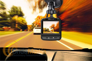 MIDLAND STREET GUARDIAN GPS CAMARA DE VIDEO PARA VEHICULO
