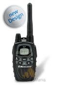 MIDLAND G7 XT - V2 NUEVA VERSION - NUEVA VERSIÓN V2 MEJORADA. Midland G-7 XT es una radio con GRANDES prestaciones. El Midland G-7 XT incluye: 1 radio, cargador de pared, 4 pilas recargables Ni-MH AA 1.2V/2800 mAh, clip de enganche para cinturón y manual de usuario.