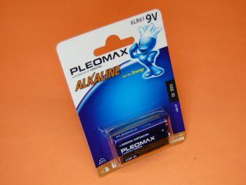 PILA 6LR61 9V. SAMSUNG - Pila Samsung alcalina6LR61 de 9 V.