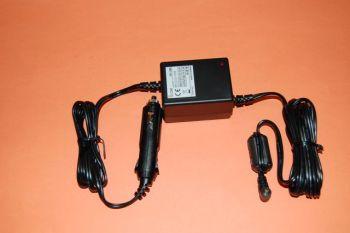 ICOM CP-19R - Icom CP-19R cargador con conector de mechero a 12V para Icom IC-V85.