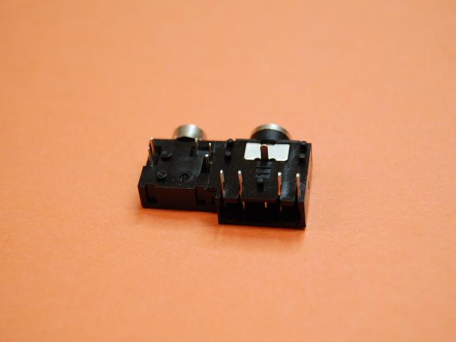 CONECTOR SP/MIC - Conectores de micrófono y altavoz para portátiles Kenwood