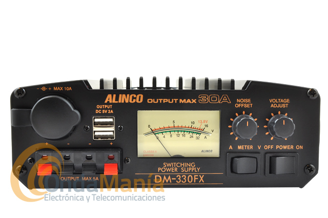 BLACK FRIDAY - FUENTE DE ALIMENTACION ALINCO DM-330FXE
