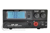 ALINCO DM-30E FUENTE DE ALIMENTACION DIGITAL CONMUTADA REGULABLE 30 AMP MAX- - Fuente de alimentación digital conmutada regulable de 9 a 15 VCC con 30 Amp. máximode consumo y 20 Amp. continuos, dispone de voltímetro y amperímetro.