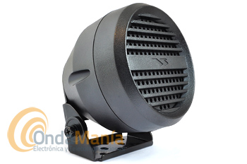 YAESU MLS-200-M10 ALTAVOZ EXTERNO IP55 PARA FTM-10E/SE, FTM-400, FTM-350,... - Altavoz exterior waterproofcon norma IP-55 para el Yaesu FT-M10E y FT-M10SE, FTM-400, FTM-350,... con 12 W de potencia máxima. También es compatible con cualquier equipo que tenga toma de altavoz de 3,5 mm.