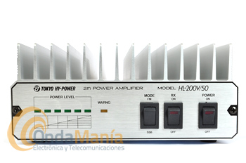 TOKYO HY-POWER HL-200 V50 AMPLIFICADOR VHF 200 W