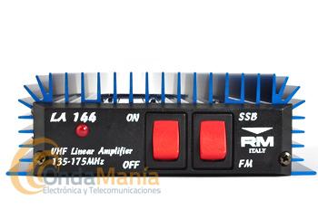 RM LA-144 AMPLIFICADOR DE VHF PARA WALKIES