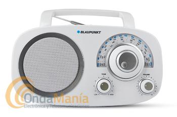 BLAUPUNKT MULTIBANDA ANALOGICA BSA-8001 - Radio de sobremesa analógica multibanda