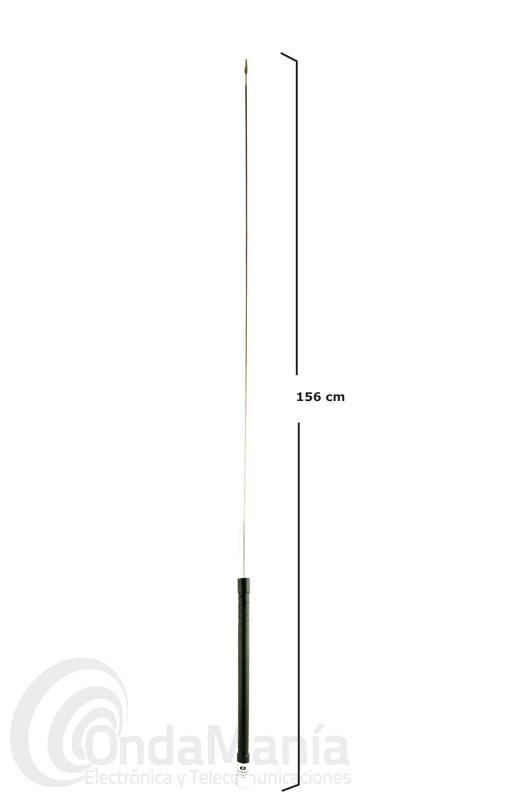 KOMUNICA RANGER-80 ANTENA MOVIL PARA 3.5 MHZ