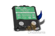 AP-4003H BATERIA PARA MOTOROLA TLKR T5 Y T7 - Bateria de Ni-Mh para PMR Motorola TLKR T5, T7,T8,...