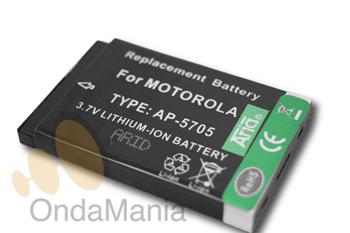 BATERIA ARIA AP-5705LI PARA MOTOROLA - Bateria de Li-Ion paraMotorola MTH-800.