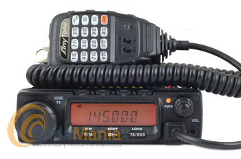ANYTONE AT-588 TRANSCEPTOR MOVIL DE VHF