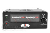 KOMUNICA AV-825NF FUENTE DE ALIMENTACION CON CANCELACION DE RUIDO - Fuente de alimentación Komunica AV-825NF conmutada extraplana con instrumentos, 220V. C.A. a 13,8V C.C. (regulable entre 9 y 16V) de 20 a 25 Amp. y 0,90Kg, Noise Filter.