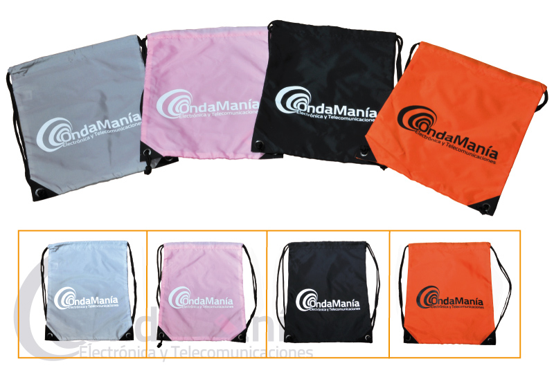 ONDAMANIA BAG ORANGE