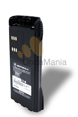 MOTOROLA AB-9008 / PMNN4151AR DE NI-MH Y 1300 MAH PARA GP320 Y GP340 - AB-9008 Batería de Ni-Mh MOTOROLA para los  GP-340/GP-320 con 1300 mAh.
