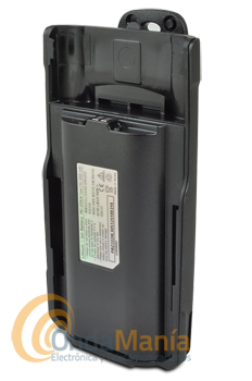 BATERIA DE ION-LITIO CON 7,5 V Y 2200 mAhPARA UNIMO PZ 400 - Batería Unimo de Ion-Litio con 7,5 V y 2200 mAh compatible con el Unimo PZ-400, incluye clip de cinturón.