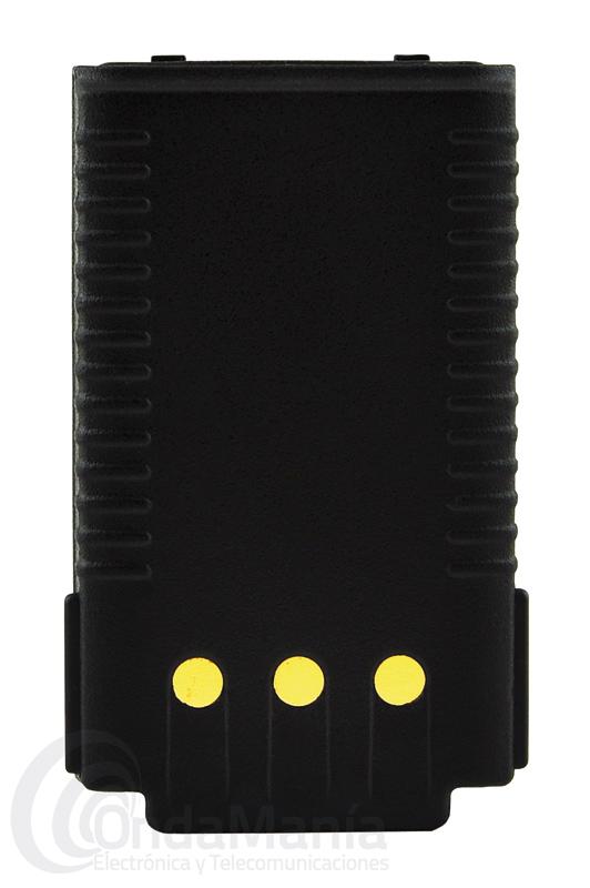 YAESU SBR-24LI BATERIA PARA EL YAESU FT-70DE - La batería de litio Yaesu SBR-24LI con 7,4 V y 1800 mAh, es compatible con el Yaesu FT-70, FT-70D, FT-70DE,...