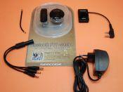 SECODE MICRO-AURICULAR INALAMBRICO BLUETOOHTH PARA KENWOOD, MIDLAND CT-200, CT-210 Y DYNASCAN - Pinganillo (micrófono auricular) inalambrico BLUETOOTH para equipos Kenwood, olvidese de los cables con este revolucionario pinganillo inalambrico de gran calidad.