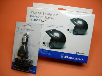 MIDLAND BT-INTERCOM XL + AL-BT DE REGALO