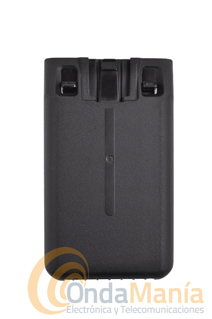 KENWOOD BT-16 - Portapilas para el Kenwood TH-K20, incluye funda de transporte.